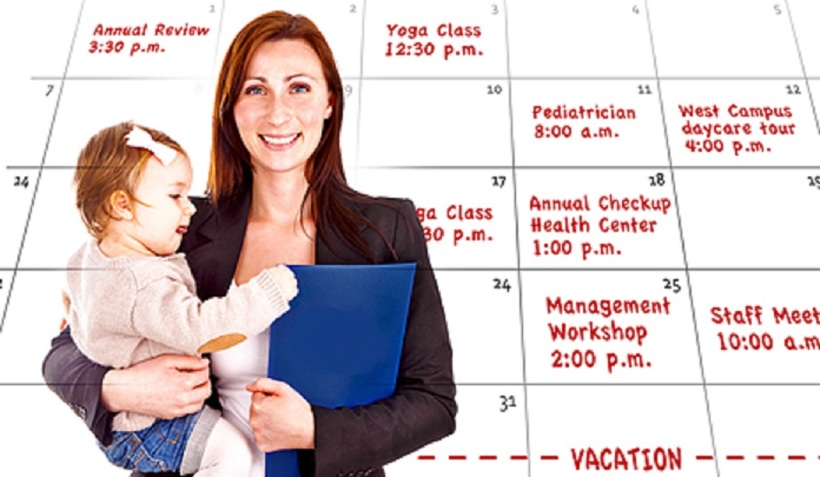 busy working mom schedule love letter to friends